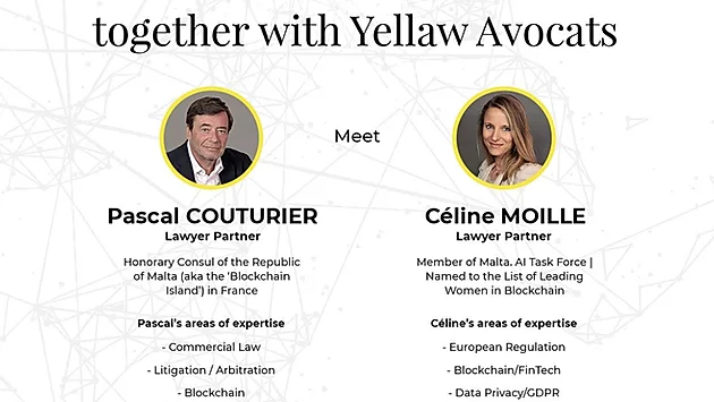 Launch of European Desk together with Yellaw Avocats !