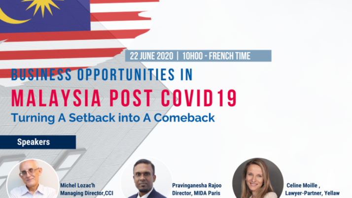 Business Opportunities in Malaysia Post COVID-19